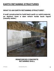 48310 Earth Retaining Structures (OH) May 2015 Student Version(3)