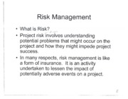 Risk Management-2014