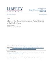 Chart 5_ The Three Testimonies of Praise Relating to the Birth of.pdf