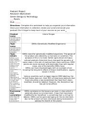 Research worksheet_ Podcast_GreenDesign_Tech.docx