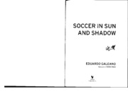 18. Galeano Soccer Extracts