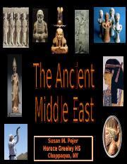 Ancient Middle East.ppt