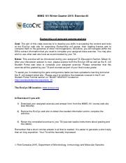 Exercise #3  Introduction and Instructions  01 03 15.pdf