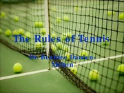 PED 202The Rules of TennisSpr2012