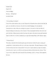 english paper summary of eric liu s essay assimilation  1 pages english 101 reviews writing style