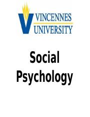 VU PSYC 142 - Social Psychology.pptx