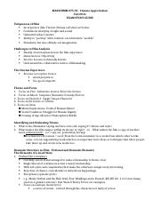 MASSCOMM 275 01 Fall 2016 Exam Study Guide.docx