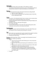 Intro to Theatre Ch. 1 and 2 Study Guide .docx