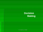 Mgmt3614Week9Decisionmaking[1]