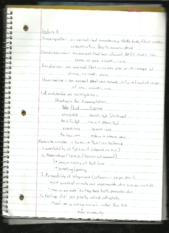 bio course notes Cornell's only professor approved note taking service takenote has been  providing high quality lecture notes since 1985.