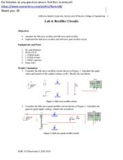Lab 4 Rectifier Circuits.pdf