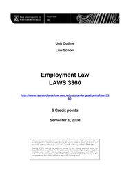 Emp_Law_Unit_Outline_2008