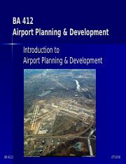 BA 412.2 - Introduction to Airport Planning.ppt