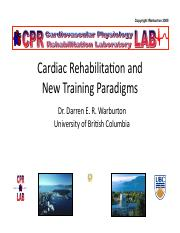 Lecture 11 Clinical Exercise Rehabilitation and New Training Paradigms Handouts.pdf