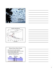 Exam 2 Review and Sample Questions on Hurricanes