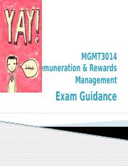 MGMT3014 Exam Guidance.pptx