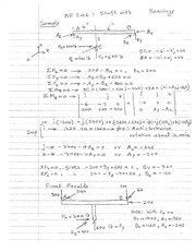 Lecture on Axial Force