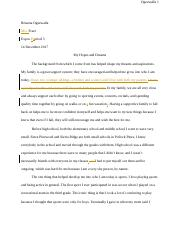 What's Next Module Essay.docx