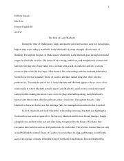 Lady Macbeth Essay.docx