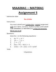 Assignment 5 Questions.pdf
