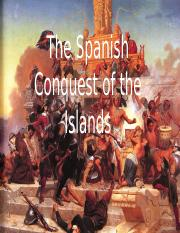 The-Spanish-Conquest-of-the-Islands