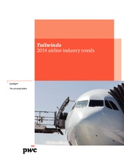 PWC Tailwinds Airline Industry Trends  ~ June 2014