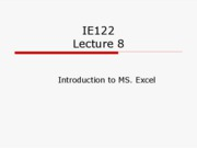Lecture8-IE122