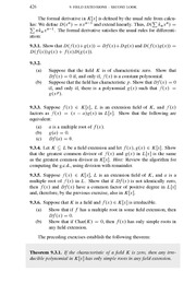 College Algebra Exam Review 416