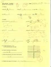 advanced algebra logarithm test no calculator