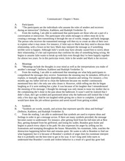 COM 101- Chapter 1 Notes