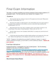 Final Exam-World history.docx
