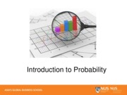 1-Introduction to Probability