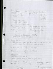 Enigma machine notes