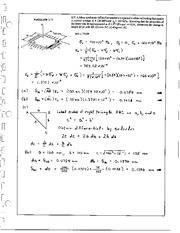 116_Mechanics Homework Mechanics of Materials Solution
