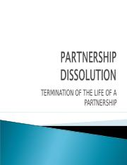 Accounting for Partnership Dissollution.ppt