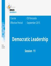 Z00220020220154037Session 11 Democratic Leadership