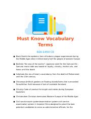 Vocabulary Terms-600-1450 CE.docx