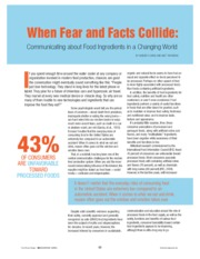 when fear facts collide