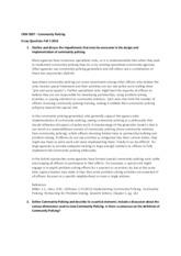 E-crm essay