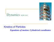 Dynamics Lecture-5a