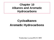 BWCopy Cycloalkanes and Aromatic