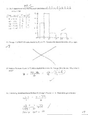 Graphing Frequency Distributions Test
