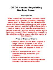 06.06 Honors Regulating Nuclear Power.docx