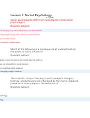 Lesson 1 Social Psychology.docx