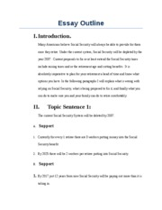 essay outline hero essay outline