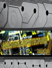 machinearchitecture2-140111205129-phpapp01