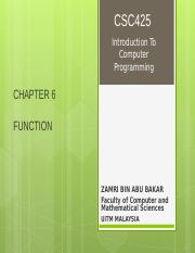 Chapter 6-FUNCTION 1.ppt-1159119110.ppt