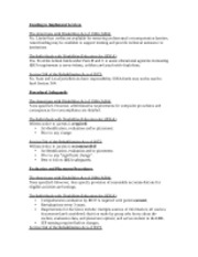 Disability Law Notes 2