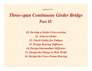 Lecture15 - Three-Span Girder-Part II