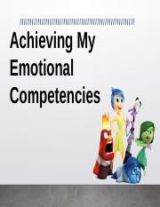 ACHIEVING MY EMOTIONAL COMPETENCIES - GROUP 1.pptx